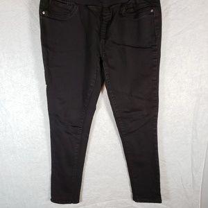 BELLA ViDA Jeans - BELLA ViDA Over Belly Maternity Skinny Jeans